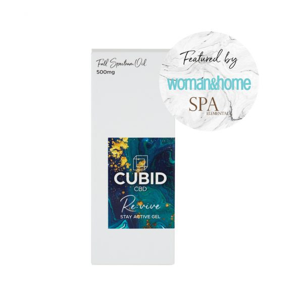 Cubid Revive Stay Active Gel