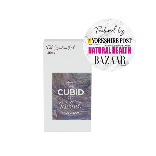 cubid Refresh Face Cream