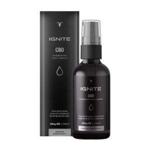 IGNITE CBD Hydrating Face Serum 500mg